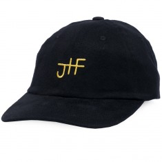 Just Have Fun Back 2 Basics Dad Hat - Black/Yellow