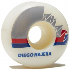 Wayward Finish Line Diego Skateboard Wheels - Blue - 50mm