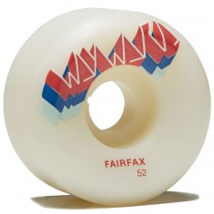 Wayward Three Stacks Fairfax Skateboard Wheels - Navy - 52mm