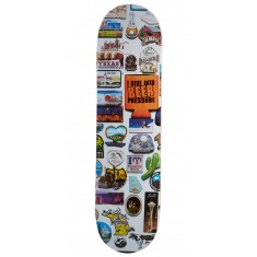 Skate Mental Magnets Plunkett Skateboard Deck - 8.125""