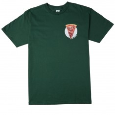 Skate Mental Slice T-Shirt - Forest Green