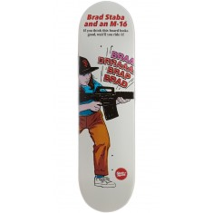 Skate Mental M16 Skateboard Deck - 8.50""