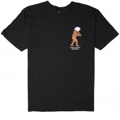 Skate Mental Have You Seen Him? T-Shirt - Black