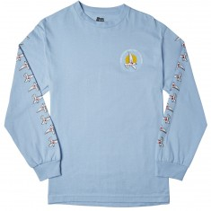 Skate Mental Take A Flight 2.0 Longsleeve T-Shirt - Powder Blue