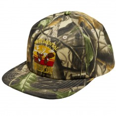 Skate Mental Wildlife Hat - Camo