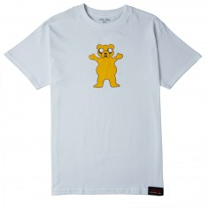 Grizzly X Adventure Time Homies Help Homies T-Shirt - White