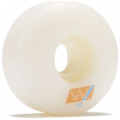 Wayward Corner Cut Miles Silvas Skateboard Wheels - 52mm - Orange