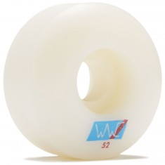 Wayward Mental Skateboard Wheels - 52mm Slim - Blue