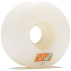 Wayward Mental Skateboard Wheels - 51mm - Orange