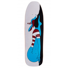 """Tired Knocked Out On Stumpnose Skateboard Deck - 9.00"""""""