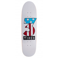 """Tired Number Three On Deal Skateboard Deck - 8.75"""""""