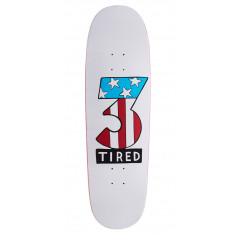 Tired Number Three On Donny Skateboard Deck - 9.25""