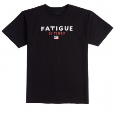 Tired Fatigue T-Shirt - Black