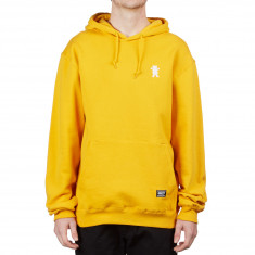 Grizzly OG Bear Embroidered Hoodie - Gold