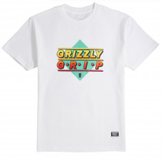 Grizzly Outfield T-Shirt - White