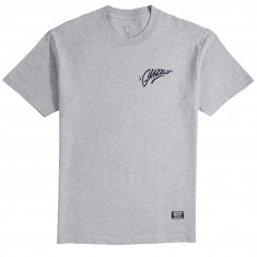 Grizzly Sinage T-Shirt - Grey Heather