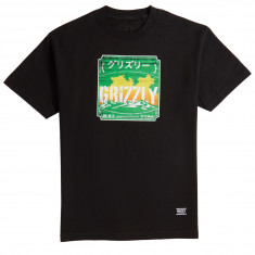 Grizzly Eastern Mountains T-Shirt - Black