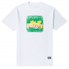 Grizzly Eastern Mountains T-Shirt - White