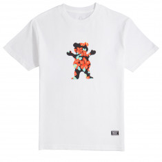Grizzly Luan T-Shirt - White
