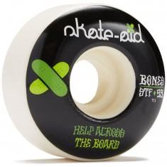 Bones STF Skate-Aid 2 V1 Skateboard Wheels - 53mm
