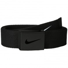 Nike Tech Essentials Single Web Belt - Black