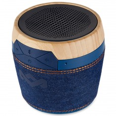 House of Marley Chant Mini Travel Speaker - Denim