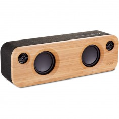 House of Marley Get Together Travel Speaker - Signature Black