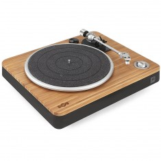House of Marley Stir It UP Turn Table - Signature Black