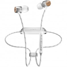 House of Marley Uplift 2 BT Headphones - Silver