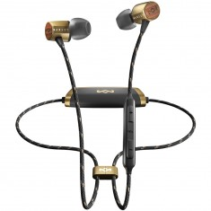 House of Marley Uplift 2 BT Headphones - Brass