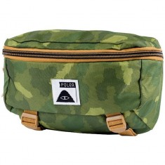 Poler Rover Bag - Green Furry Camo