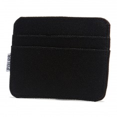 Poler Card Holder Wallet - Black