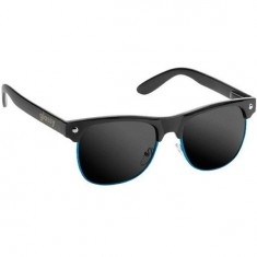 Glassy Shredder Sunglasses - Black/Blue