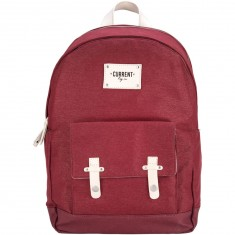 Current Bag Co. Classic Backpack - Burgundy