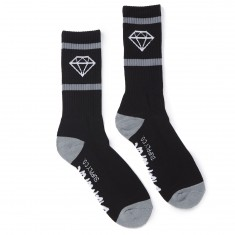 Diamond Supply Co. Rock Sport Socks - Black