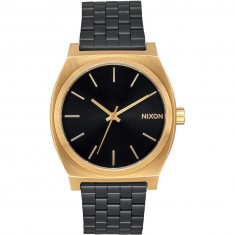 969c5f0782738f Nixon Time Teller Watch - Gold/Black Sunray