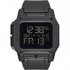 Nixon Regulus Watch - All Black
