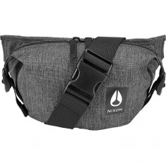 Nixon Trestles Hip Bag - Charcoal Heather
