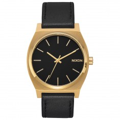 Nixon Time Teller Watch - Gold/Black/Black