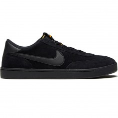 Nike SB FC Classic Shoes - Black/Black/Vivid Orange