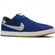 Nike SB FC Classic Shoes - Royal Blue/Metallic Silver/White