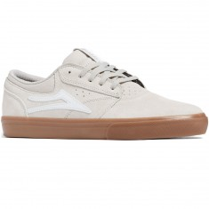 Lakai Griffin Shoes - Cream Suede