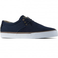 Lakai Daly Shoes - Navy Suede