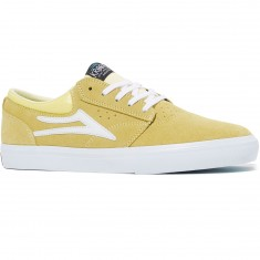 Lakai Griffin Shoes - Dusty Yellow Suede