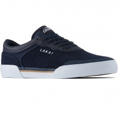 Lakai Staple Shoes - Navy Suede