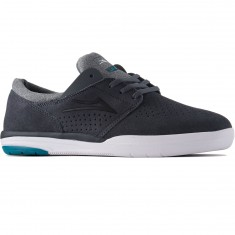 Lakai Freemont Shoes - Charcoal Suede