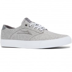Lakai Porter Shoes - Grey Textile