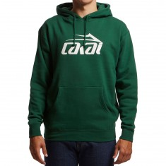 Lakai Basic Pullover Hoodie - Forest