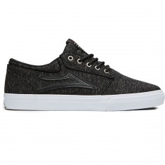 Lakai Griffin Shoes - Black Textile