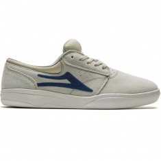 Lakai Griffin XLK Shoes - White Suede